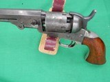 Colt 1849 Pocket Model Matching Numbers, lots of original finish, No 182XXX - 4 of 6