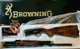 Browning Model 12. Grade V, 28ga, NIB