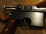 MAUSER BROOMHANDLE.1899 ITALIAN NAVY CONTRACT, WITH STOCK.EXTREMELY RARE!!!! - 4 of 12