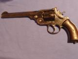 WEBLEY MODEL 1889 .455 BRITISH TARGET REVOLVER. ORIGINAL WEBLEY CUSTOM-ORDER - 1 of 11