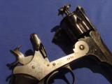 WEBLEY MODEL 1889 .455 BRITISH TARGET REVOLVER. ORIGINAL WEBLEY CUSTOM-ORDER - 6 of 11