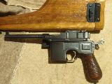 C96 BROOMHANDLE MAUSER.