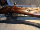 "FINNISH M39 MOSIN NAGANT SAKO 1941 ""PUOLUSTUSLAITOS""EXTREMELY RARE!!!ALL MATCHING NUMBERS!ORIGINAL WARTIME STOCK!EXCELLENT CONDITION!!"