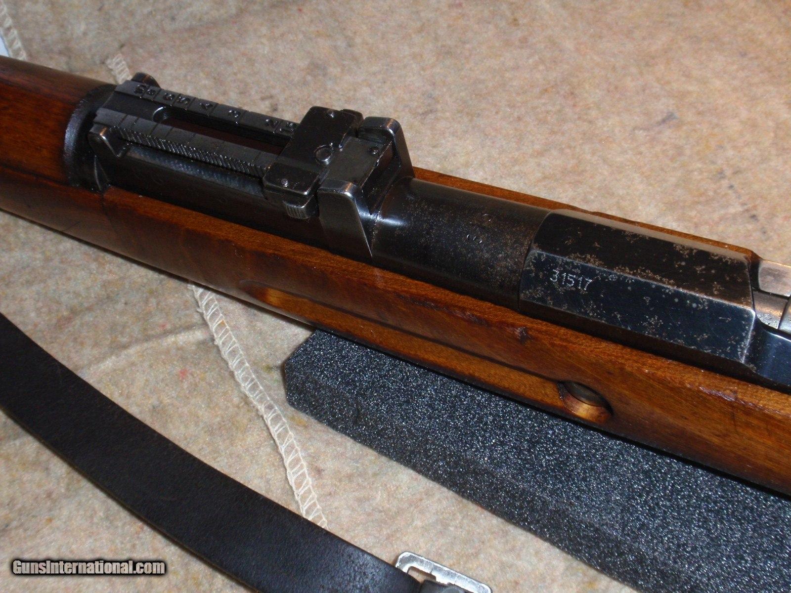 "FINNISH M39 MOSIN NAGANT ""NO MAKER-NO DATE"" EXTREMELY RARE"