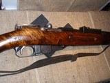 FINNISH M39 MOSIN NAGANT SAKO 1942.WAR-TIME STOCK.MINT BORE!ALL MATCHING NUMBERS.ORIGINAL MILITARY SLING.