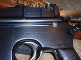 ASTRA 900BOLO GRIPHOPE CHAMBERSERIAL #110X.7.63mm140mm BBL.MATCHING DRAGON-CARVED STOCK - 3 of 13