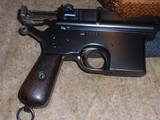 ASTRA 900BOLO GRIPHOPE CHAMBERSERIAL #110X.7.63mm140mm BBL.MATCHING DRAGON-CARVED STOCK - 12 of 13