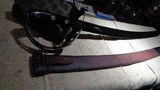 WWII 1917 US NAVAL CUTLASS WITH ORIGINAL SCABBARD.MODEL 1941 DUTCH KLEWANG.EXCELLENT+++, ORIGINAL CONDITION!! - 3 of 12