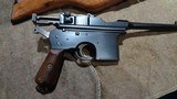 ASTRA 900BOLO GRIPHOPE CHAMBERSERIAL #38XC.19277.63MM140MM BBL.MATCHING STOCK.VERY EARLY & EXTREMELY RARE! - 5 of 14