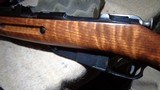 FINNISH M39 MOSIN NAGANT 1968NO-MAKER. SERIAL #3020XX.UNISSUED.EXTREMELY RARE!!EXCELLENT CONDITION!!OFFICER MARKSMANSHIP TRAINING RIFLE!! - 6 of 14