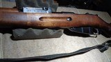 FINNISH M39 MOSIN NAGANT 1969NO-MAKER. SERIAL #3038XX.UNISSUED.EXTREMELY RARE!!EXCELLENT CONDITION!!OFFICER MARKSMANSHIP TRAINING RIFLE!! - 13 of 15