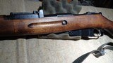 FINNISH M39 MOSIN NAGANT 1969NO-MAKER. SERIAL #3038XX.UNISSUED.EXTREMELY RARE!!EXCELLENT CONDITION!!OFFICER MARKSMANSHIP TRAINING RIFLE!! - 11 of 15