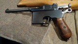 MAUSER C96 BROOMHANDLE