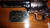 COLTSAM COLT SESQUICENTENNIAL 150TH COMMEMORATIVE 1 OF 20075% DELUXE HAND-ENGRAVED EDITIONMADE IN 1964 - 1 of 12