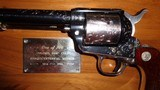 COLTSAM COLT SESQUICENTENNIAL 150TH COMMEMORATIVE 1 OF 20075% DELUXE HAND-ENGRAVED EDITIONMADE IN 1964 - 4 of 12