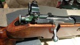 FINNISH M28/76 MOSIN NAGANT MATCH COMPETITION AND SNIPER TRAINING RIFLE. TARGET SIGHTS. HAND RAILS AND HANDSTOP.