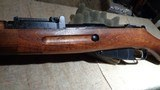 FINNISH M39 MOSIN NAGANT 1968 NO-MAKER. SERIAL #3013XX. UNISSUED. EXTREMELY RARE!!EXCELLENT!! 99% CONDITION!! OFFICER MARKSMANSHIP TRAINING RIFLE!! - 6 of 14