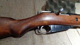 FINNISH M39 MOSIN NAGANT 1968 NO-MAKER. SERIAL #3013XX. UNISSUED. EXTREMELY RARE!!EXCELLENT!! 99% CONDITION!! OFFICER MARKSMANSHIP TRAINING RIFLE!! - 1 of 14