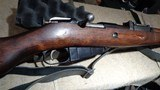 FINNISH M39 MOSIN NAGANT 1970 NO-MAKER SERIAL #3043XX