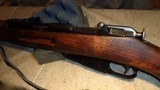 FINNISH M39 MOSIN NAGANT 1970 NO-MAKER SERIAL #3043XXARSENAL TAG.ORIGINAL SLING!!FANTASTIC WOOD!!UNISSUED!!EXTREMELY RARE!!EXCELLLENT++++ - 10 of 15
