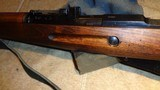 FINNISH M39 MOSIN NAGANT 1970 NO-MAKER SERIAL #3043XXARSENAL TAG.ORIGINAL SLING!!FANTASTIC WOOD!!UNISSUED!!EXTREMELY RARE!!EXCELLLENT++++ - 11 of 15