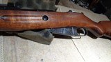 FINNISH M39 MOSIN NAGANT 1969 NO-MAKER SERIAL #3038XX BEAUTIFUL WOOD!! UNISSUED!! EXTREMELY RARE!! EXCELLLENT++++ - 12 of 15