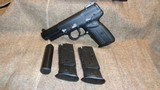 FN IOM 5.7 PISTOL.