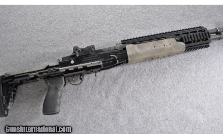 Springfield Armory M1A SOCOM w/ EBR Chassis by Sage Intl