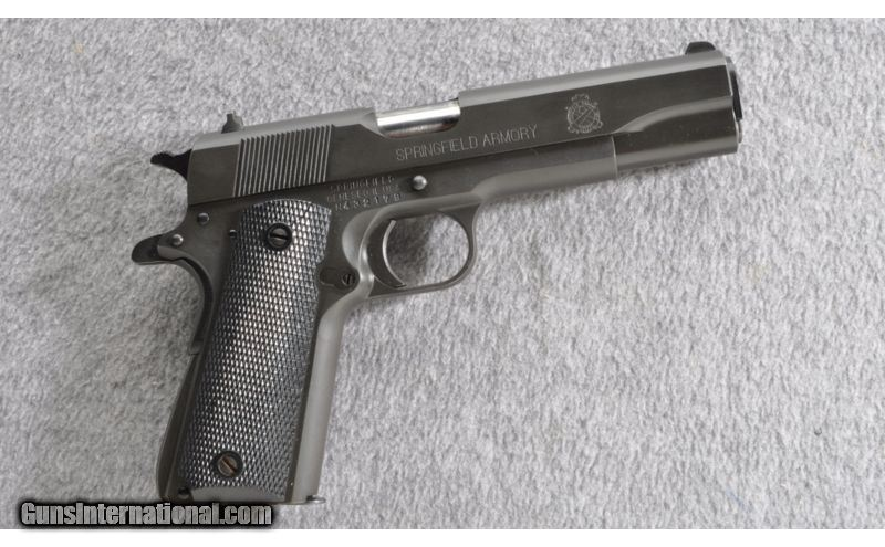 Springfield Armory ~ 1911-A1 ~  45 ACP for sale