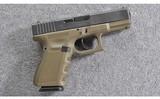Glock ~ 19 Gen 3 ~ 9X19mm