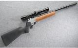 Thompson/Center Arms ~ Contender G1 Rifle ~ .22 LR