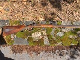 Exceptional 50 cal. German Sporting rifle by T. Harimann from Whittenburg