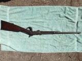 Civil War Burnside 5th Model Saddle Ring Carbine Providence RI Low Serial Number