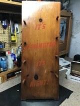 dupont,remington gun rack - 1 of 1
