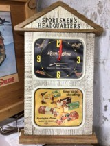 remington clock