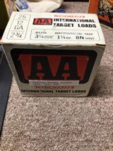 AA international trap