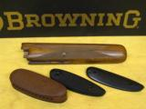 BELGIUM BROWNING SUPERPOSED 20 Ga. FIELD FORE-END - ORIGINAL FACTORY - 1 of 1