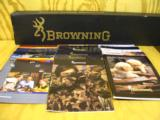 OLD BROWNING CATALOGS - NEW CONDITION - 1 of 1