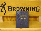 THE BROWNING SUPERPOSED - John M. Browning's Last Legacy - Ned Schwing