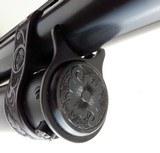 Winchester Model 12 Pigeon Grade 12 gauge, 30-inch ribbed, Wayne Wild engraving, Don Brinton stock - 15 of 15