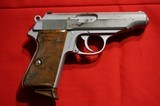 WALTHER PP VERCHROMT - 2 of 2