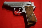 WALTHER PP VERCHROMT - 1 of 2