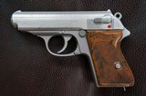 WALTHER PP VERCHROMT COMPLETE