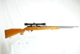 WEATHERBY MARK XXII - .22 RIFLE - MADE IN JAPAN - EXCELLENT CONDITION- 2 of 11