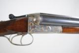 JP SAUER 12 GAUGE MADE IN 1939- GRADE VIIIE - WITH SPECIAL ENGRAVING - AUTO EJECTORS - 3 of 15