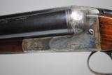 JP SAUER 12 GAUGE MADE IN 1939- GRADE VIIIE - WITH SPECIAL ENGRAVING - AUTO EJECTORS - 2 of 15