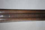 WC SCOTT MODEL 67CIRCULAR HAMMERS - FINE SCROLL AND GAME SCENE ENGRAVING - ORIGINAL CONDITION SINCE 1884 - 11 of 15