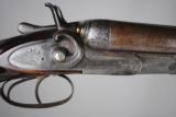 WC SCOTT MODEL 67CIRCULAR HAMMERS - FINE SCROLL AND GAME SCENE ENGRAVING - ORIGINAL CONDITION SINCE 1884 - 2 of 15