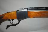 RUGER NUMBER 1 IN .458 WINCHESTER MAGNUM - AS NEW IN BOX
