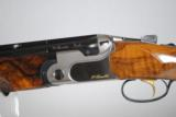 BERETTA DT-10 TRAP WITH FACTORY WOOD UPGRADE - 7 of 12